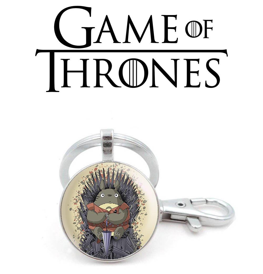 Брелок на троне Игра престолов / Game of Thrones