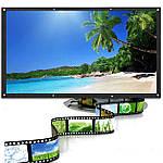 Экран для проектора складной проекционный экран для проектора, фото 3