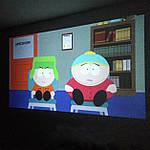 Экран для проектора складной проекционный экран для проектора, фото 5