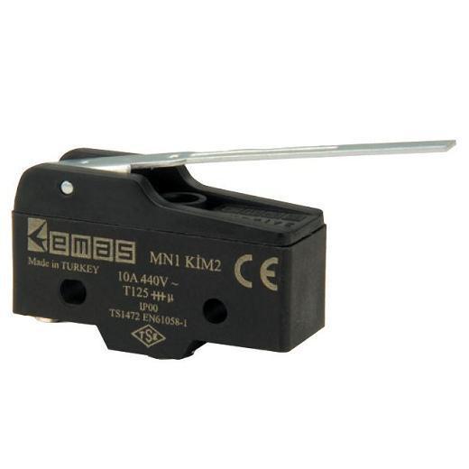 Мини-выключатель с длинным металлическим рычагом
