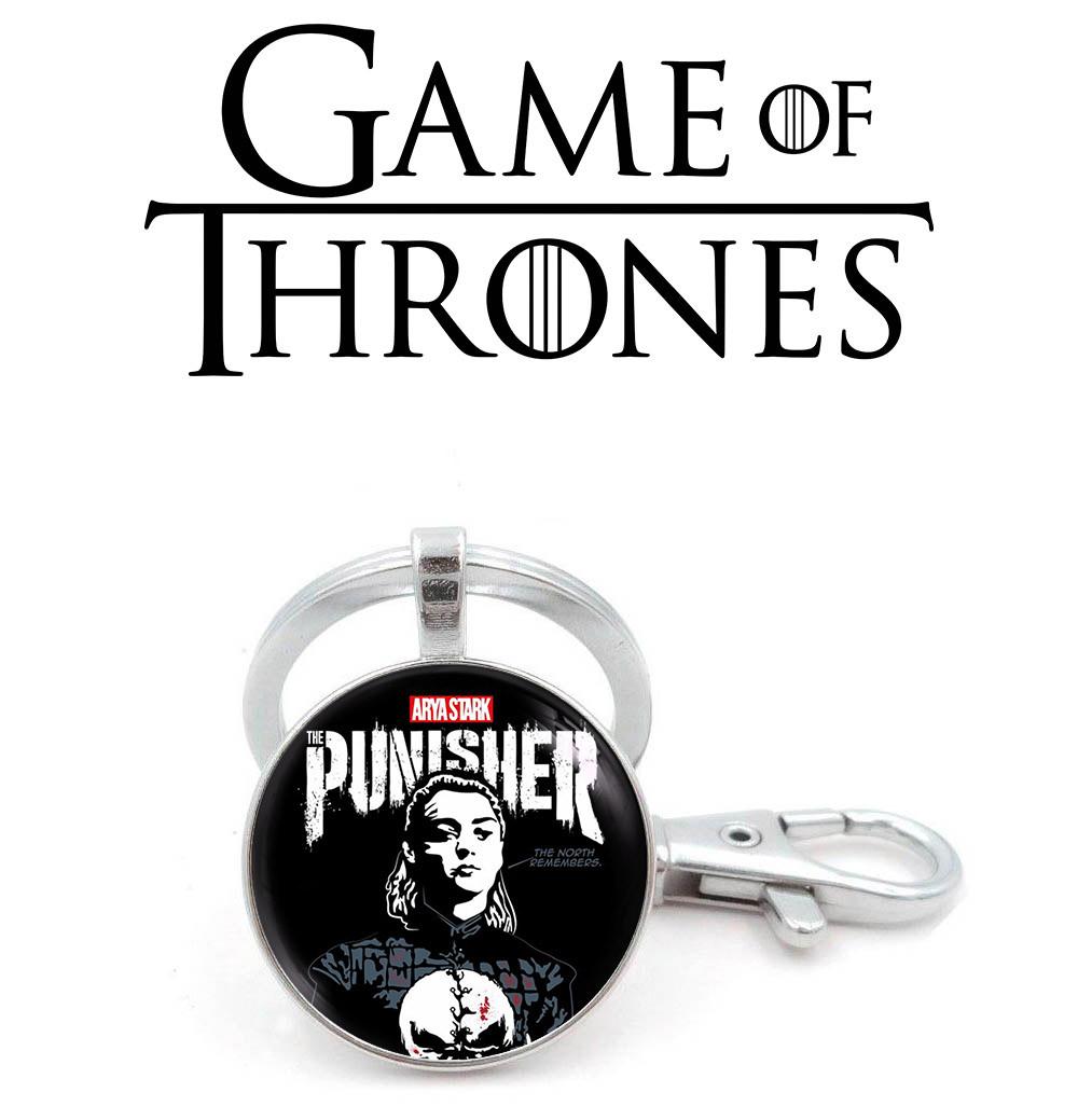 Брелок Arya punisher Игра престолов / Game of Thrones