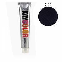 Краска-крем KayColor для волос 100 мл (2.22)