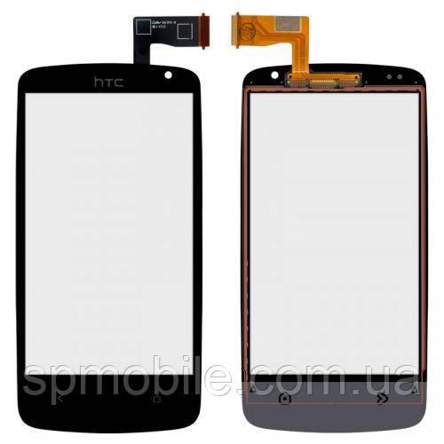 Touch screen HTC Desire 500 чорний