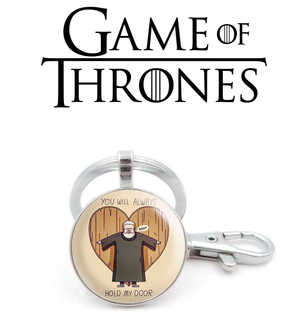 Брелок Ходор у дверей Игра престолов / Game of Thrones