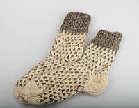 Вязаные носки, размер 23-27 см, фото 1