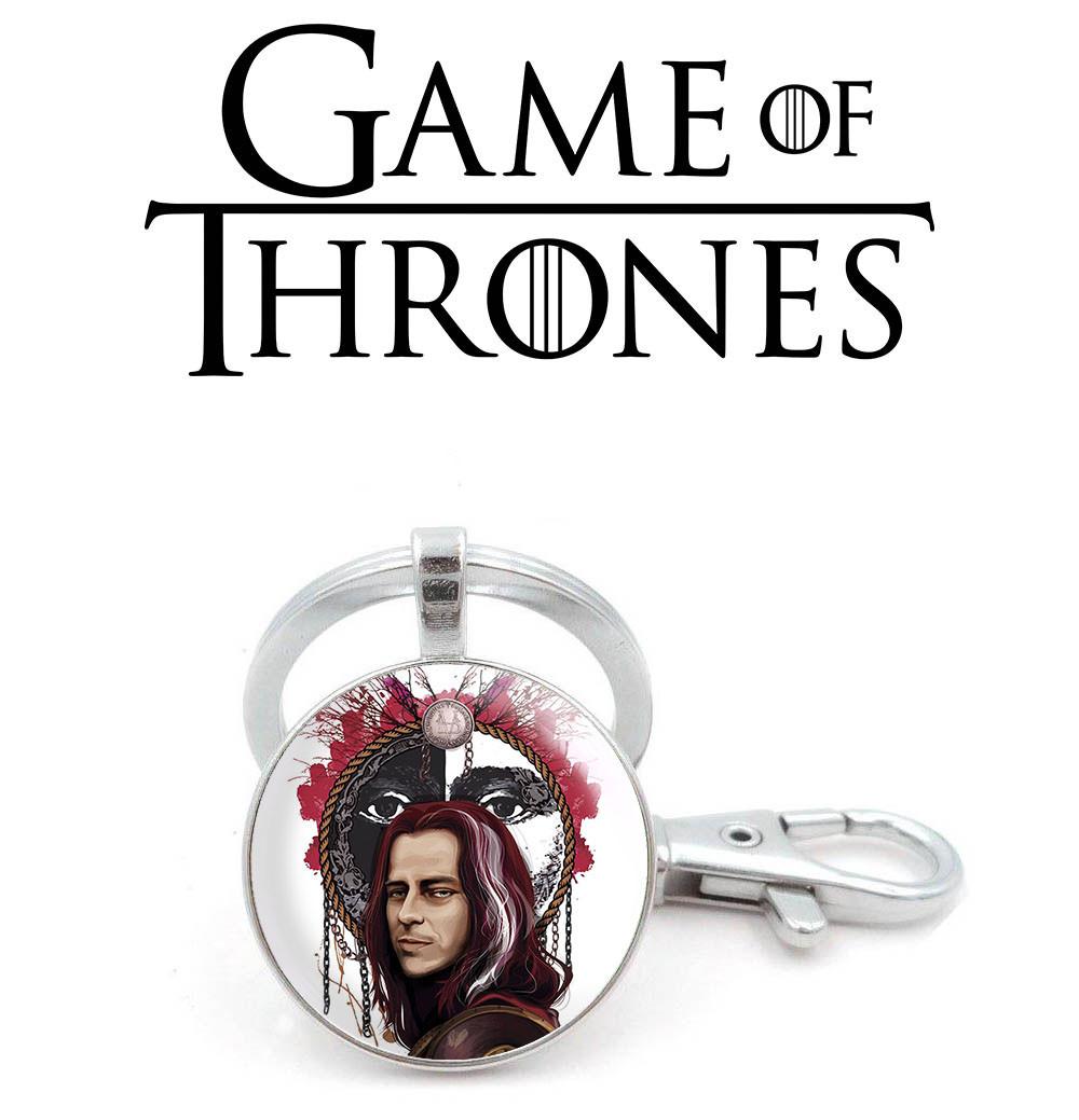 Брелок Безликий Игра престолов / Game of Thrones