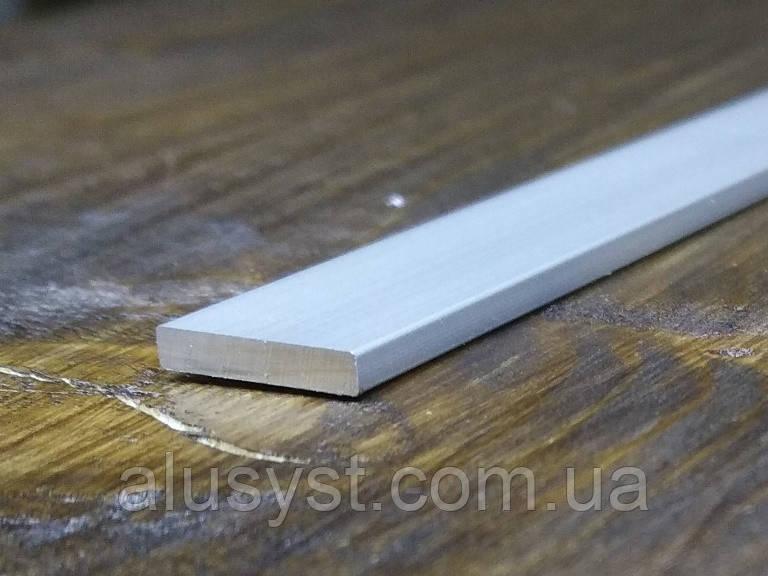 Полоса | Шина | Пластина алюминий, Анод, 10х2 мм