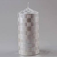 Свадебная свеча 15 см (арт. Y-056Q)