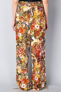 Брюки No brand Летние брюки Фиджи шоколадные One size (B 1117) #L/A