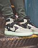 """Мужские кроссовки в стиле Nike Air Force Night """"Neon"""" ( в стиле Найк ), фото 2"""