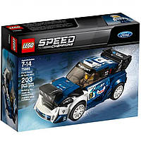 Конструктор LEGO Автомобиль Ford Fiesta M-Sport WRC (75885), фото 1