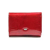 Женский кожаный кошелек ST AE-403 Red