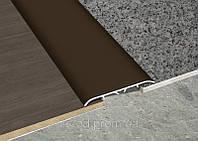 Рифленный профиль  80х3 мм ЦВЕТНОЙ (2.7м)