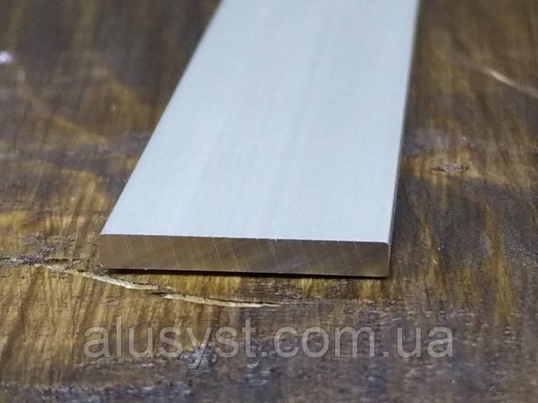 Полоса | Шина | Пластина алюминий, Анод, 15х2 мм