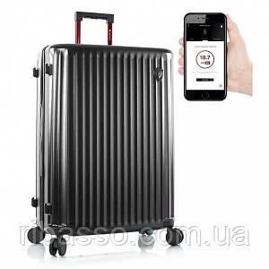 Чемодан Heys Smart Connected Luggage (L) Black