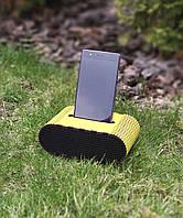 Музыкальная колонка Пассивный усилитель звука Держатель для телефона Деревянная подставка Громкоговоритель