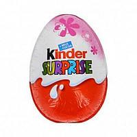 Яйцо шоколадное Kinder Surprise серия Barbie, 1 шт