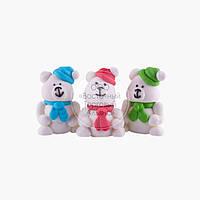 Сахарные фигурки - Три медведя - h40 мм