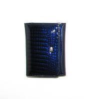 Женский кожаный кошелек ST AE-403 Blue