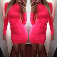 Платье яркое летнее. Арт - 364/10 Купить женские платья от производителя