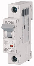 Автоматичний вимикач 25А HL-C25/1 194733 EATON (Moeller)