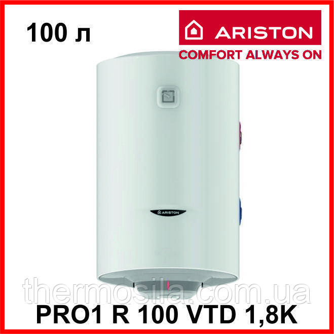 Водонагреватель ARISTON PRO1 R 100 VTD 1,8K