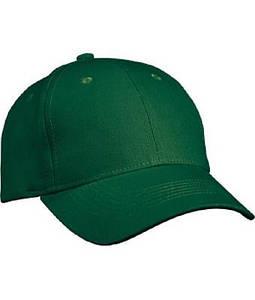 Бейсболка Тёмно-Зелёный