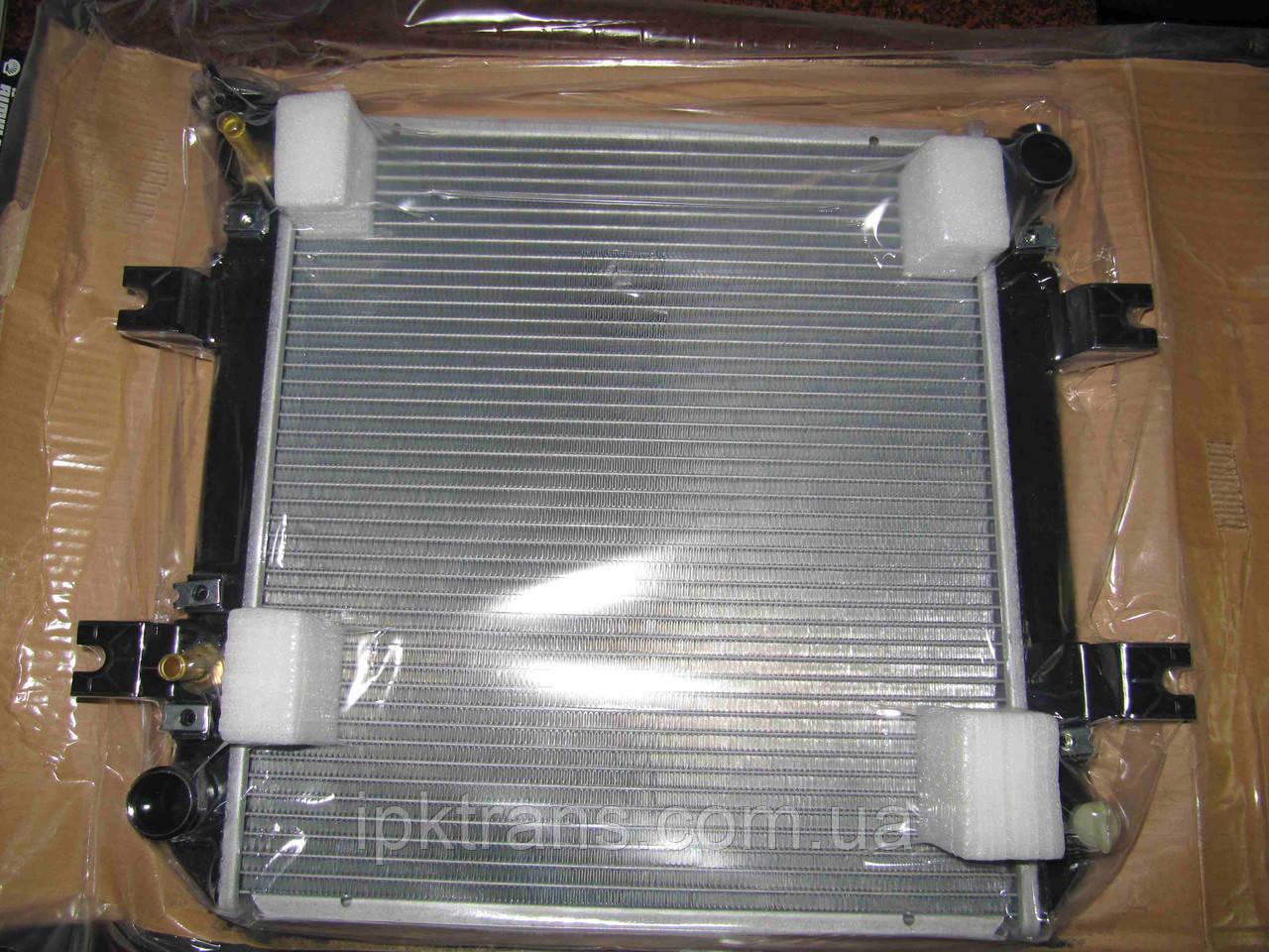Радиатор водяной для погрузчика Nissan J01  J02