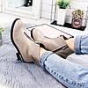 Ботинки женские Kree капучино натуральная кожа ))В НАЛИЧИИ ТОЛЬКО 36р, фото 3