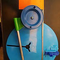 Жерлица  рыболовная зимняя СУМСКАЯ (алюминиевая стойка) оснащенная, фото 2