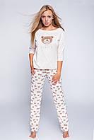 Женская пижама с медвежатами Pizama Bear Sensis