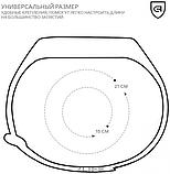 Набор ремешков для браслета Xiaomi Mi Band 2 Mi Fit Flax Розовый Черный (n-10), фото 2