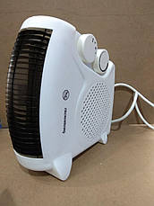 Тепловентилятор Дуйчик Heater CB 429 Crownberg Ploskii переносной бытовой напольный переносной, фото 2