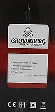 Тепловентилятор Дуйка Heater CB 428 Crownberb, фото 3