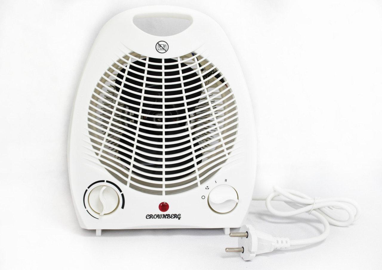 Тепловентилятор Дуйчик Heater CB 427 Crownberb бытовой для комнаты напольный переносной