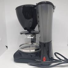 Капельная кофеварка Crownberg CB-1561 кофе машина 800BT, фото 3