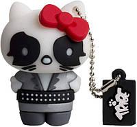 USB накопитель флешка Hello Kitty KISS Сatman 4GB, USB 2.0