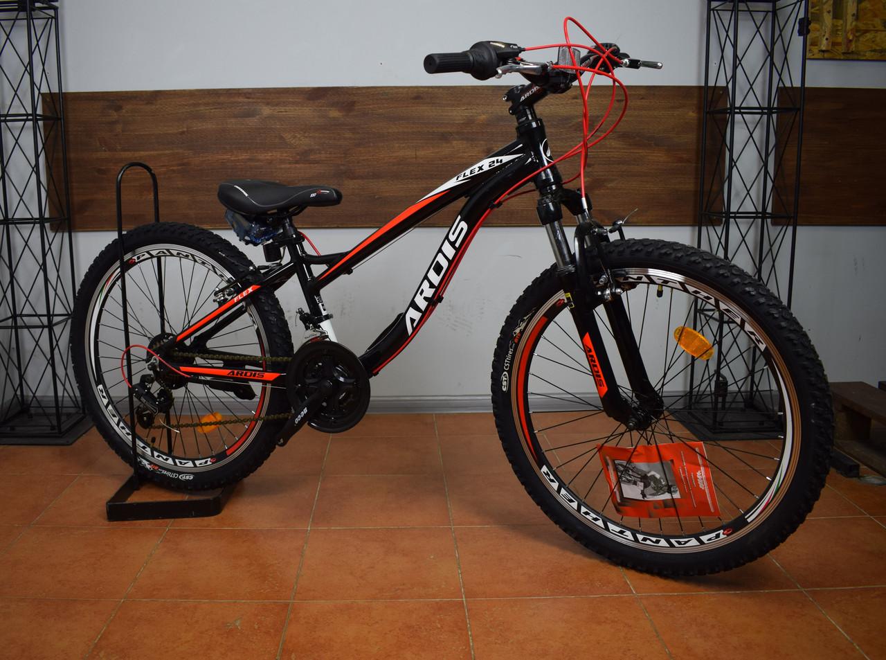 """Подростковый горный велосипед 24""""Ardis Flex"""