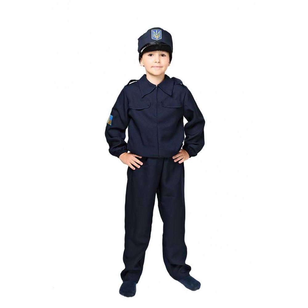 Костюм Полицейского для мальчика на карнавал