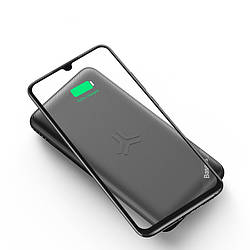 Повербанк 10000mAh Wireless Baseus S10 (PPS10-01) Черный