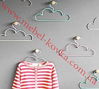 Плечики металлические для одежды