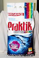 Стиральный порошок Praktik для цветного белья 10 кг