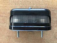 Фонарь подсветки заднего номера УАЗ (пластмасса)