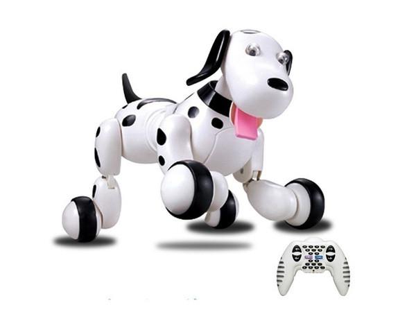 Робот-собака радиоуправляемый Happy Cow Smart Dog