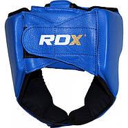Боксерский шлем турнирный RDX HGX F1, фото 9