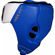 Боксерский шлем турнирный RDX HGX F1, фото 10
