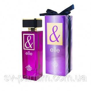 Парфюмированная вода женская & Elle 100ml