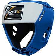 Боксерский шлем турнирный RDX HGX F1, фото 3