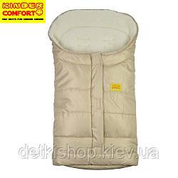 Конверт на овчине Kinder Comfort Arctic Sand (бежевый)