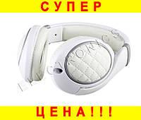 Стильные наушники Yongle YL-EP11  -- БЕЛЫЕ